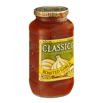 Classico Pasta Sauce Traditional Favorites Roasted Garlic