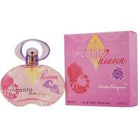 Salvatore Ferragamo Incanto Heaven By Salvatore Ferragamo For Women. Eau De Toilette Spray 3.4-Ounces