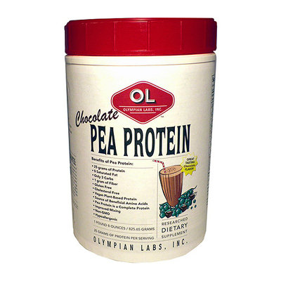 Olympian Labs Chocolate Pea Protein
