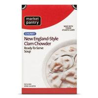 market pantry Market Pantry Chunky New England Clam Chowder 17.6 oz