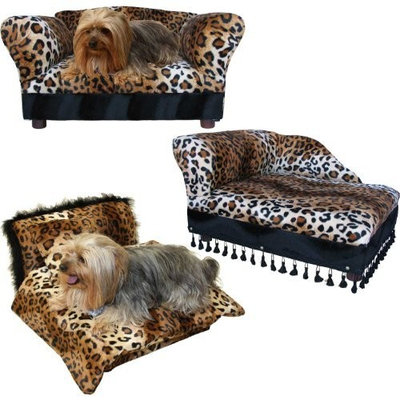 Fantasy Furniture 3 pcs Pet Set; Sofa, Chaise and Bed