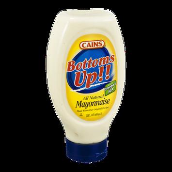 Cains Bottoms Up!! Mayonnaise All Natural