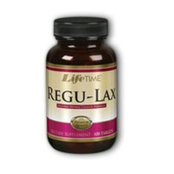 Regu-Lax Natural Laxative Formula LifeTime 250 Tabs