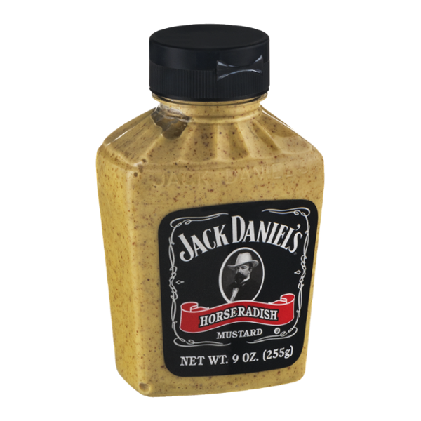 Jack Daniel's Mustard Horseradish
