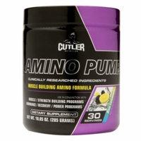 Cutler Nutrition AMINO PUMP JC(tm) - Blue Lemonade