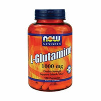 NOW Sports L-Glutamine
