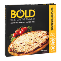 Bold Organics Gluten Free Vegan Pizza Cheese