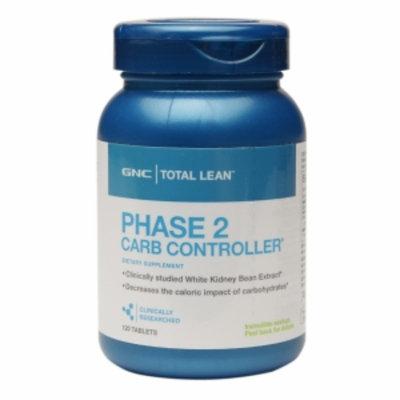 Gnc GNC Total Lean PHASE 2 Carb Controller