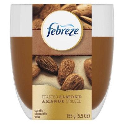 Febreze Candle - Toasted Almond (5.5oz)