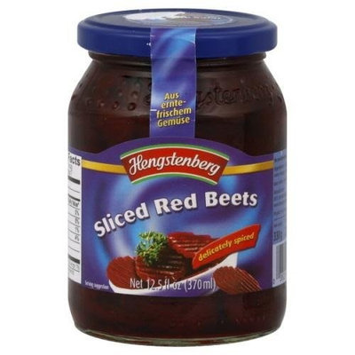 Hengstenberg Sliced Red Beets In Jar, 12.5-Ounce (Pack of 6)