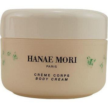 Hanae Mori By Hanae Mori For Women, Body Cream, 8.4-Ounce Bottle