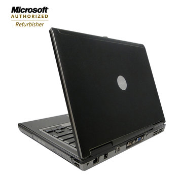 Flush Enterprises Dell Latitude D630 Laptop Intel Core 2 Duo 2.0GHz 2GB RAM 80GB HDD CDRW/DVD Window7 HP Bundle with Office 2010 Home and Student