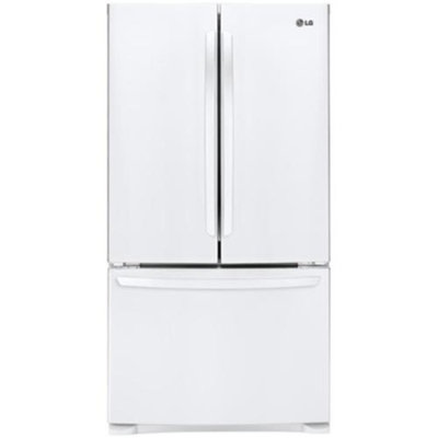 LG 27.6 cu. ft. French Door Refrigerator with Ultra Large Capacity LFC28768SW