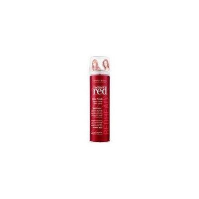 John Frieda® Radiant Red Color Finish Super-hold Hair Spray