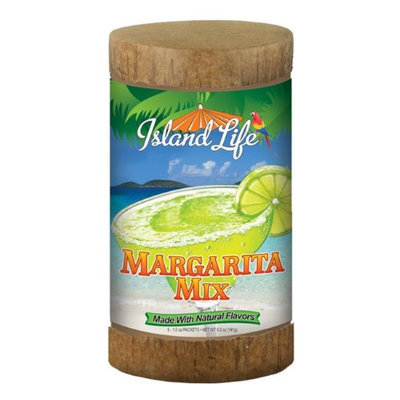 Island Life 2174026 5ct Margarita Mix Eco-Canister - 6 Packs