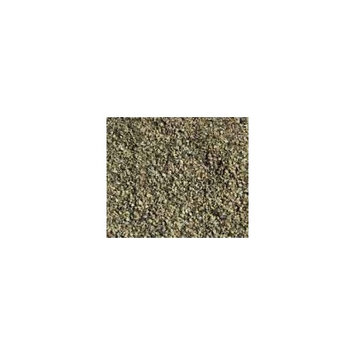 Indus Organics Organic Black Pepper Coarse Malabar 1lb Jar, Freshly Packed