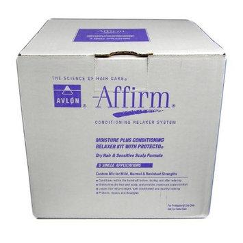Avlon Affirm Moisture Plus Conditioning Relaxer 9 Single Applications