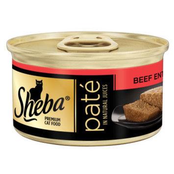 Sheba Premium Pate Adult Cat Food