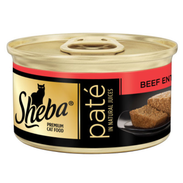 Sheba Cat Food Pets At Home