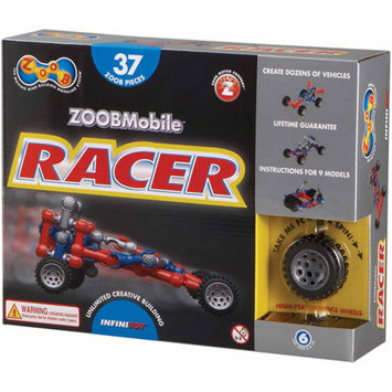 Zoob Alex Brands ZOOB 0Z12051 ZOOB Racer Construction Building Set