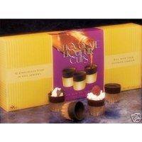 Astors Chocolate Liqueur Cups - 12 Count Box