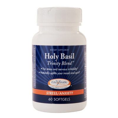 Enzymatic Therapy Holy Basil Trinity Blend