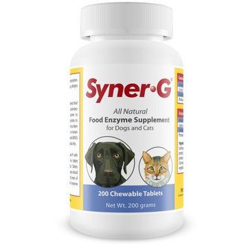 Phs Syner-G Digestive Enzymes (200 Tablets)