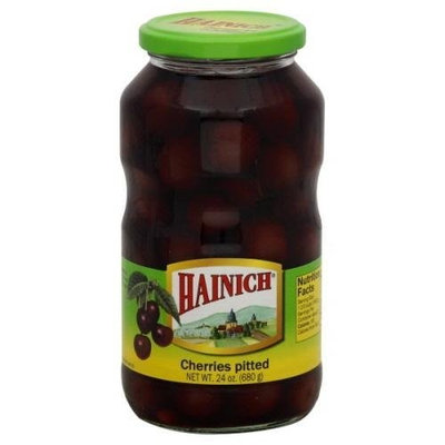 Hainich, Cherries Pitted, 24-Ounce (6 Pack)