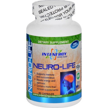 Intenergy - Neuro-Life - 60 Capsules
