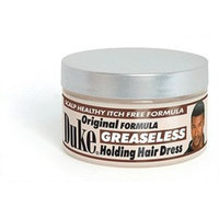 Duke Greaseless Holding Hair Dress, 3.4 Ounce