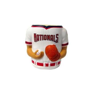 Caseys Distributing 2655110818 Washington Nationals Jersey Can Cooler