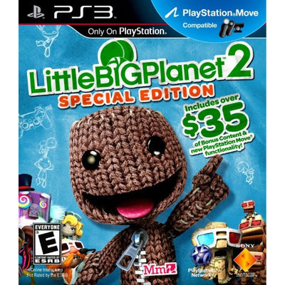 Sony Littlebigplanet 2: Special Edition