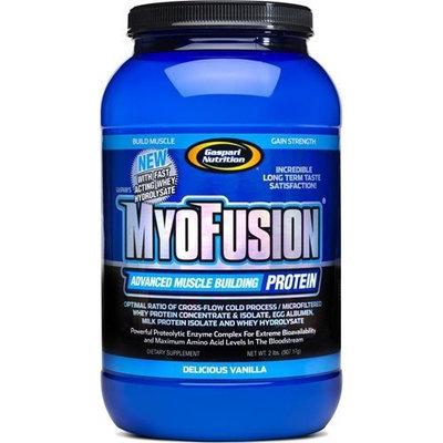 Gaspari Nutrition MyoFusion With Hydrolysate, Delicious Vanilla, 2-Pound
