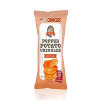 PopCrinkles Popped Potato Crinkles Sweet BBQ 3.5 oz