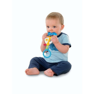 Fisher-Price Sailboat Teether (Discontinued by Manufacturer)