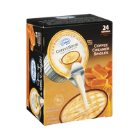 International Delight Coffee Creamer Singles Caramel Macchiato - 24 CT