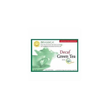 Brassica BPC1024986 Brassica Decaf Green Tea Box - 6x16 BAG