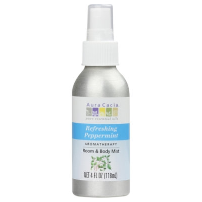 Aura Cacia Refreshing Aromatherapy Mist for Room and Body