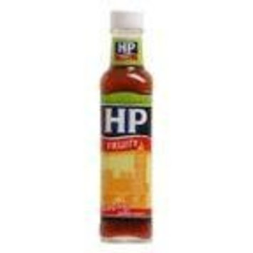 H.P. H P, Sauce Fruity Glass, 9-Ounce (12 Pack)