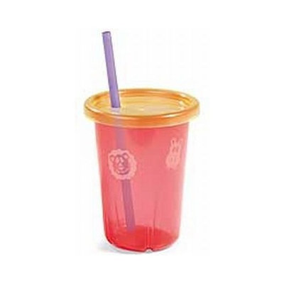 The First Years The First Year's Learning Curve Take & Toss Straw Sippers (3-Pack)
