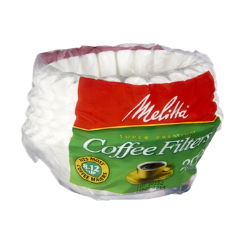 Melitta Super Premium Coffee Filters - 200 CT