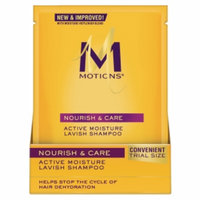 Motions Nourish & Care Active Moisture Lavish Shampoo, 1.8 fl oz