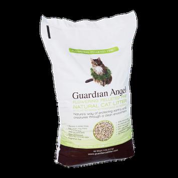 Guardian Angel Flowering Pelleted Pine Natural Cat Litter