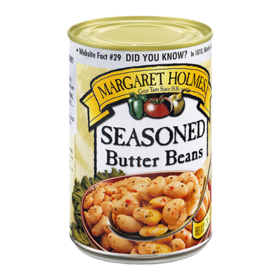 Margaret Holmes Seasoned Butter Beans