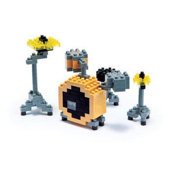 Nanoblock nanoblock Mini Plus Drum Set Building Blocks