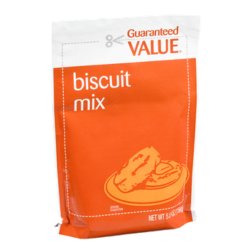 Guaranteed Value Biscuit Mix
