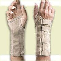 Fla Orthopedics SoftForm Light Support Elegant Wrist Brace. Left. Medium