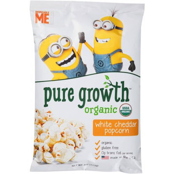 Pure Growth Organic Foods Pure Growth Despicable Me Organic White Cheddar Popcorn, 4 oz