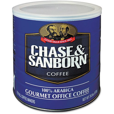 Ragold Chase and Sanborn Coffee, 34.5 oz. Can
