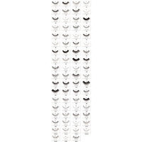 YoneLay Red Cherry False Eyelashes (Pack of 10 pairs)